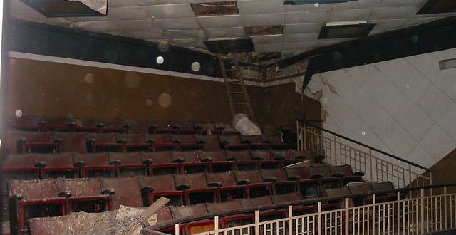 Cinema Ideal (interni)