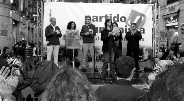 Comizio Partito Umanista