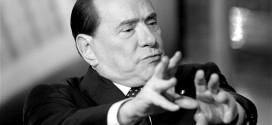 Berlusconi in campagna elettorale