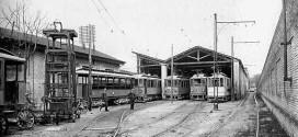deposito tram