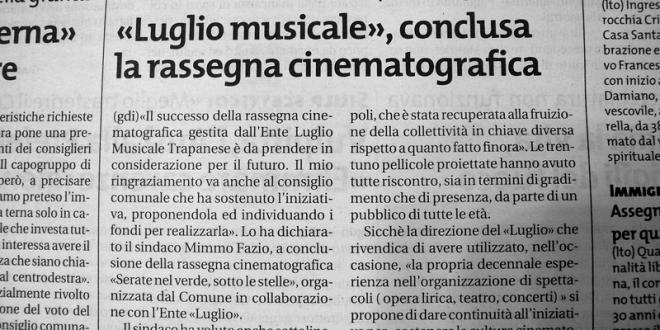 Articolo Cinema Villa Pepoli