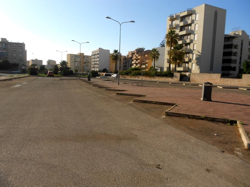 Parcheggio via Tenente Alberti